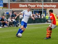 Van student tot speler van SDV: Ivar van Beek over zijn terugkeer: 'Enthousiasme was er meteen weer'