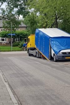 'Dader Beuningse moord stapte in Winssen over in zwart autootje'