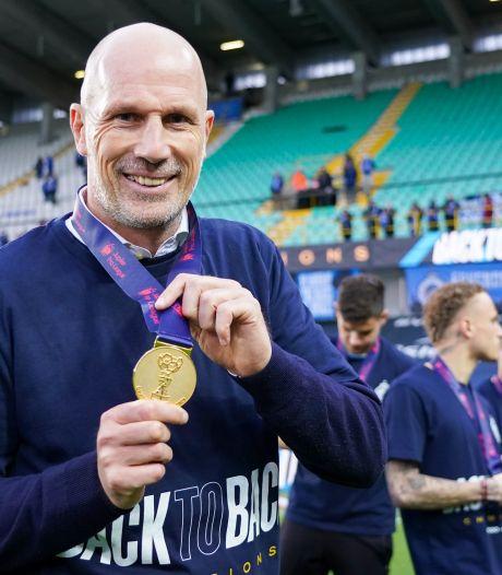 Philippe Clement prolonge au Club de Bruges à durée indéterminée