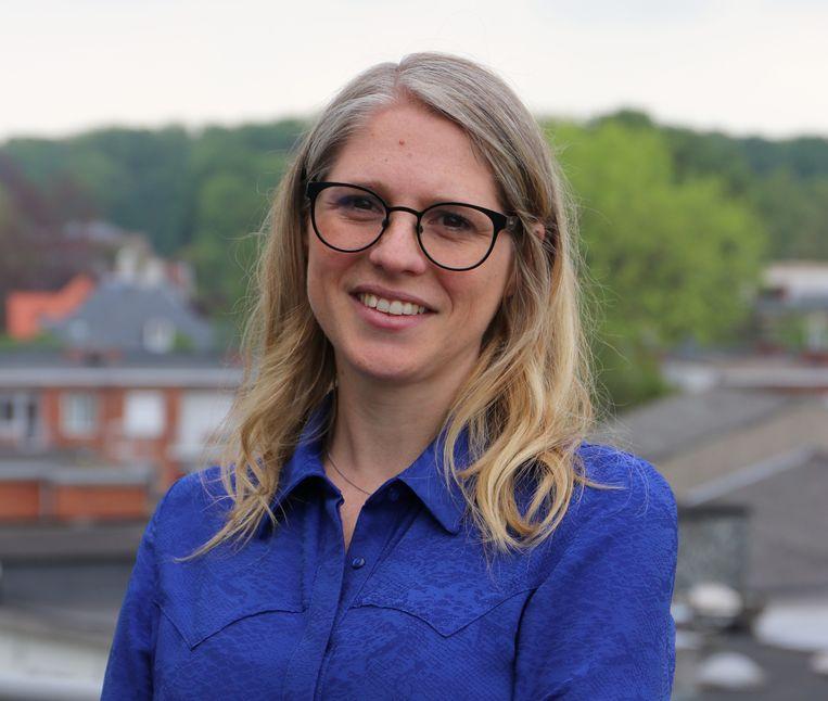 """Nasreen Vanden Berghe, HR-manager bij OZ: """"Genieten van glijdende uurroosters, maar ook bereid zijn te werken wanneer de klant ons nodig heeft."""""""
