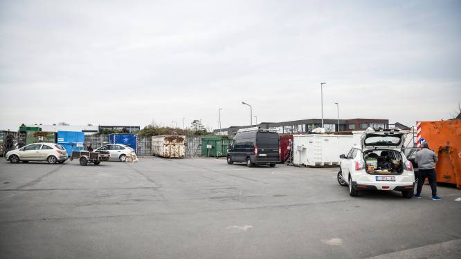 Weer naar kringloopwinkel en containerpark zonder afspraak