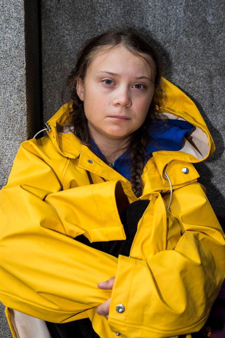 'Het is triest dat de ogen van de mensen pas opengingen toen hun eigen kinderen zeiden: We willen een toekomst.' Beeld Getty Images