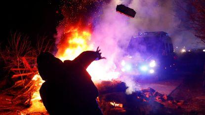 Bus met geëvacueerde Oekraïners aangevallen