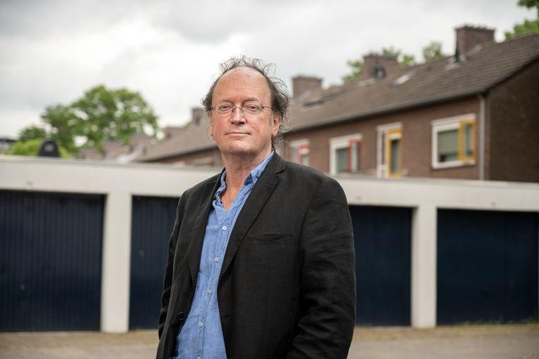 Pieter Geenen: Ik moest hier weg.  Beeld Els Zweerink.