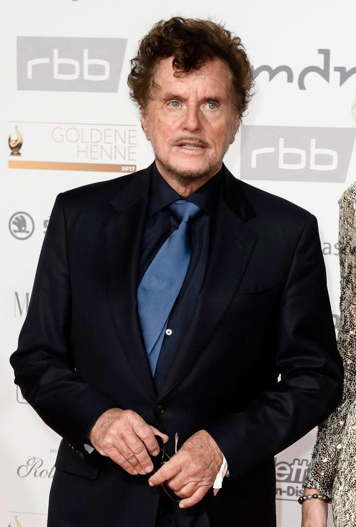 Le metteur en scène allemand Dieter Wedel en octobre 2017.