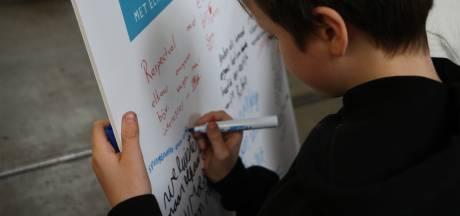 Kinderen over hun rechten: 'Lief zijn voor elkaar'