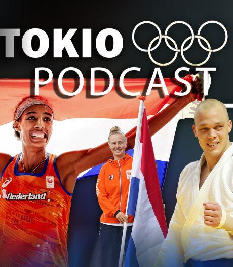 Podcast Ti-Ta-Tokio | 'Er ligt een giga-druk op Simone Biles haar schouders'