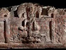 1500 jaar oud Maya-fries ontdekt in Guatemala