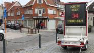 Bestuurders beginnen het te leren: van 34 naar 9 boetes in Bellemstraat