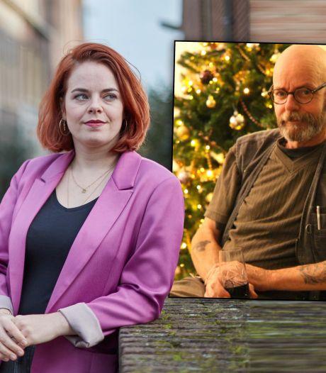 Kelly's aan drank verslaafde vader stierf alleen in een Zutphens flatje: 'Hij hield van iedereen, behalve van zichzelf'