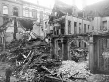Openluchtexpo met unieke foto's van eerste V-bom op Antwerpen