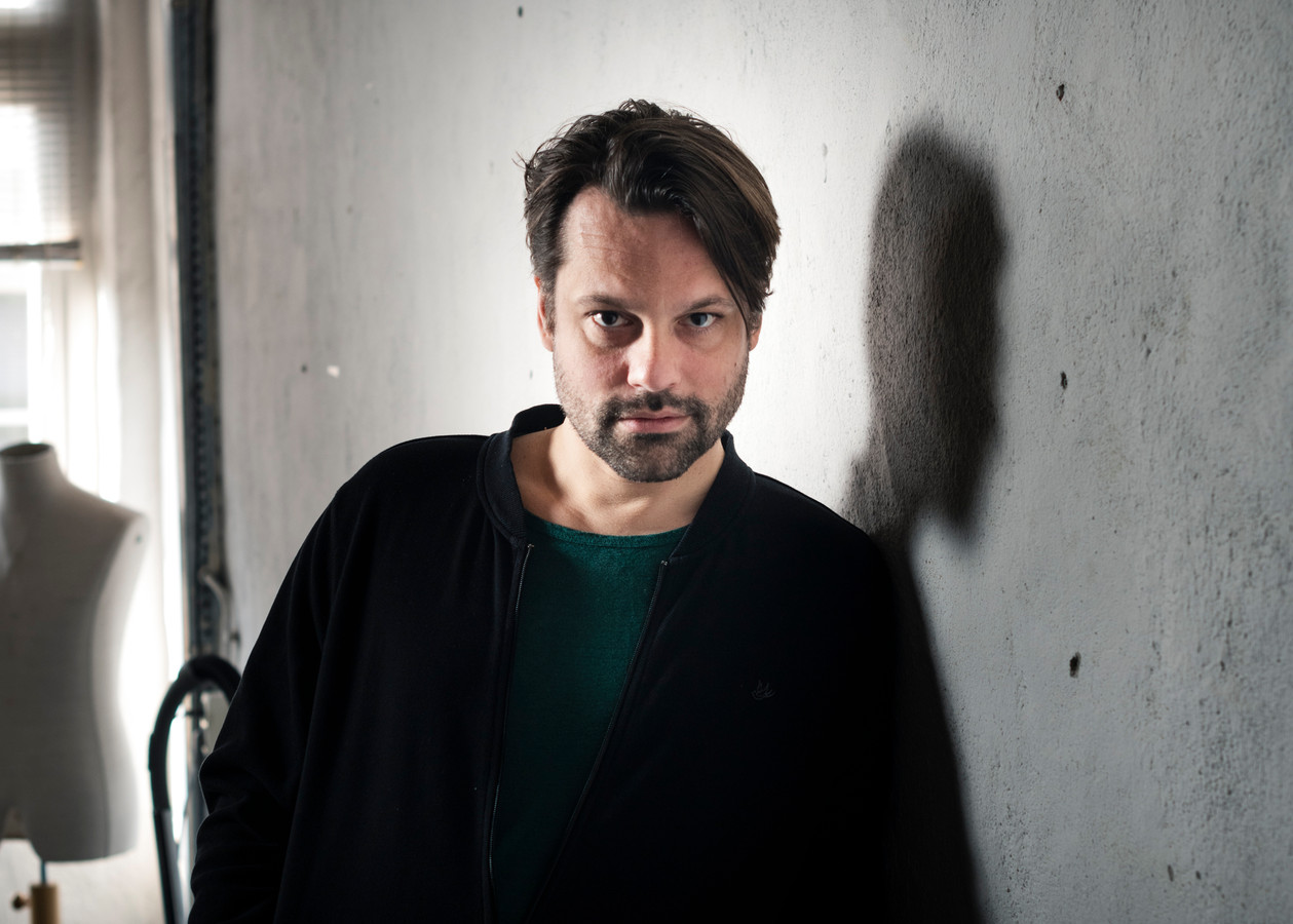 Daniël van Klaveren, artistiek directeur Theater Sonnevanck.