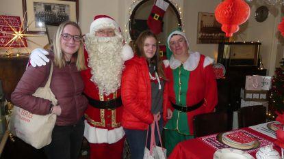 De Kerstman woont tijdelijk in Tolpoortstraat 79 en iedereen is welkom