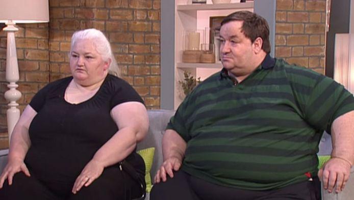 Steve en Michelle raakten in opspraak nadat ze op tv vertelden dat ze hun bruiloft betaald hadden van hun uitkering.