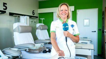 Radiozender Joe wordt dagje 'Freya': Zwijndrechtse verpleegkundige draait al zes weken mee op COVID-19-afdeling