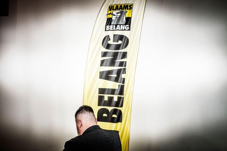 Vlaams Belang. Beeld ID Franky Verdickt