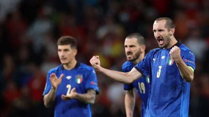 Voetballend wilde het in halve finale voor Italië niet lukken: 'Spanje speelt al twintig jaar zo'