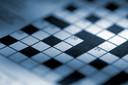 Een kruiswoordpuzzel