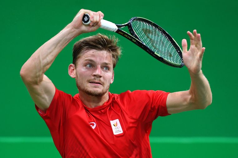 David Goffin Beeld Photo News