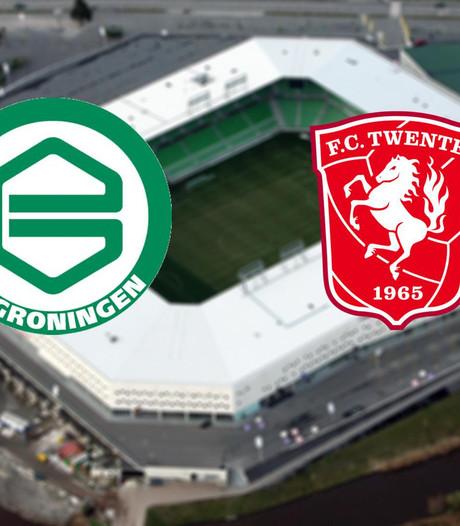 FC Twente wil goede gevoel in Groningen vasthouden