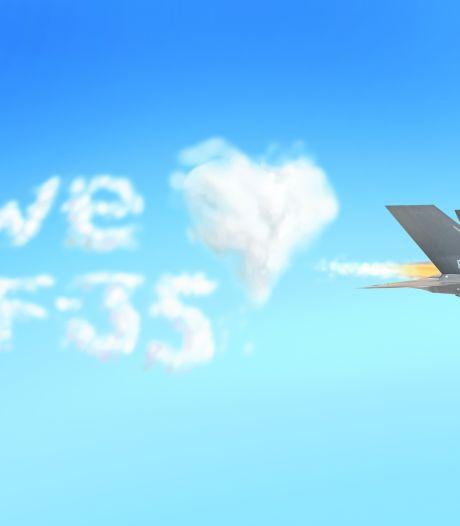 Hoe Defensie ons van de nieuwe straaljager laat houden