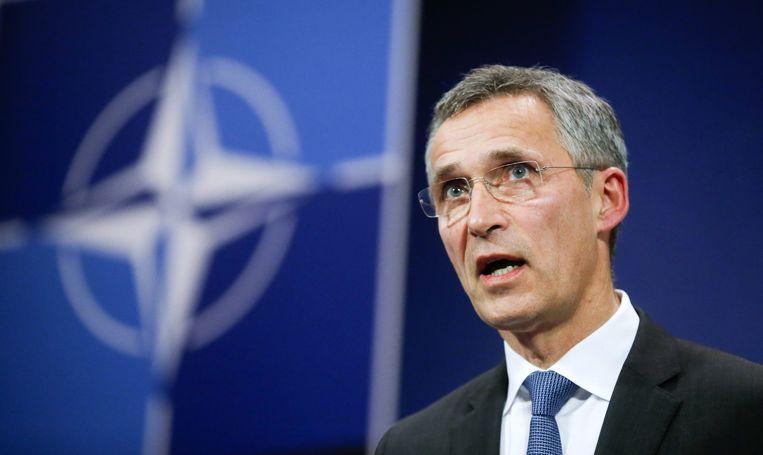 Secretaris-Generaal van de NAVO, Jens Stoltenberg. Beeld anp