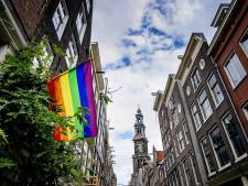 Vrees voor chaotische drukte tijdens 'pride' Amsterdam: 'Als het zo moet, ga ik niet open'