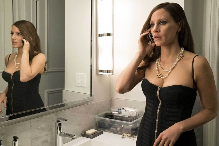 Molly's Game Beeld rv