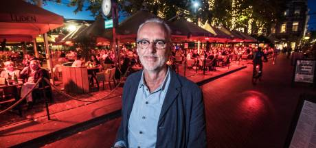 Horecabaas Hinloopen: 'Zó druk in de stad en de horeca dicht, waar zijn we dan mee bezig?'
