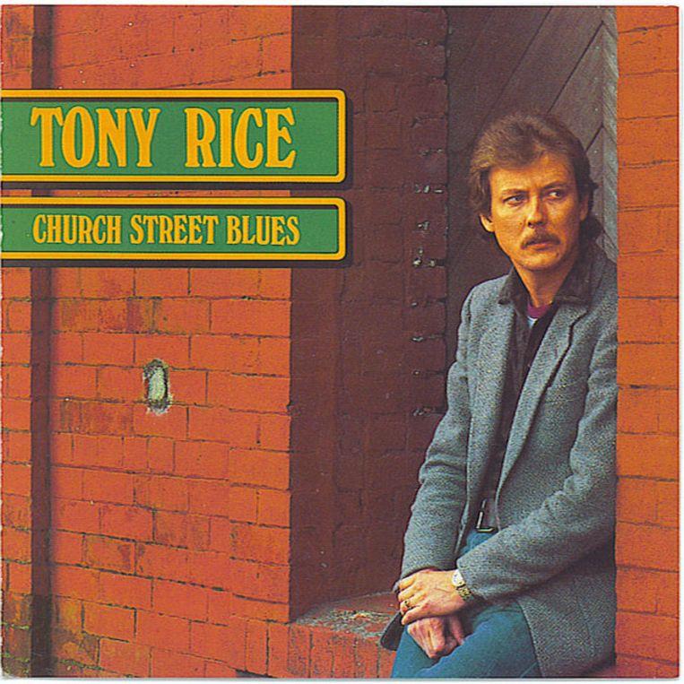 Tony Rice Beeld