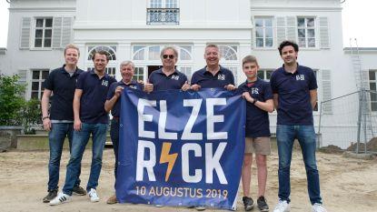 Festival Elzerock verhuist naar Sint-Michielsdomein