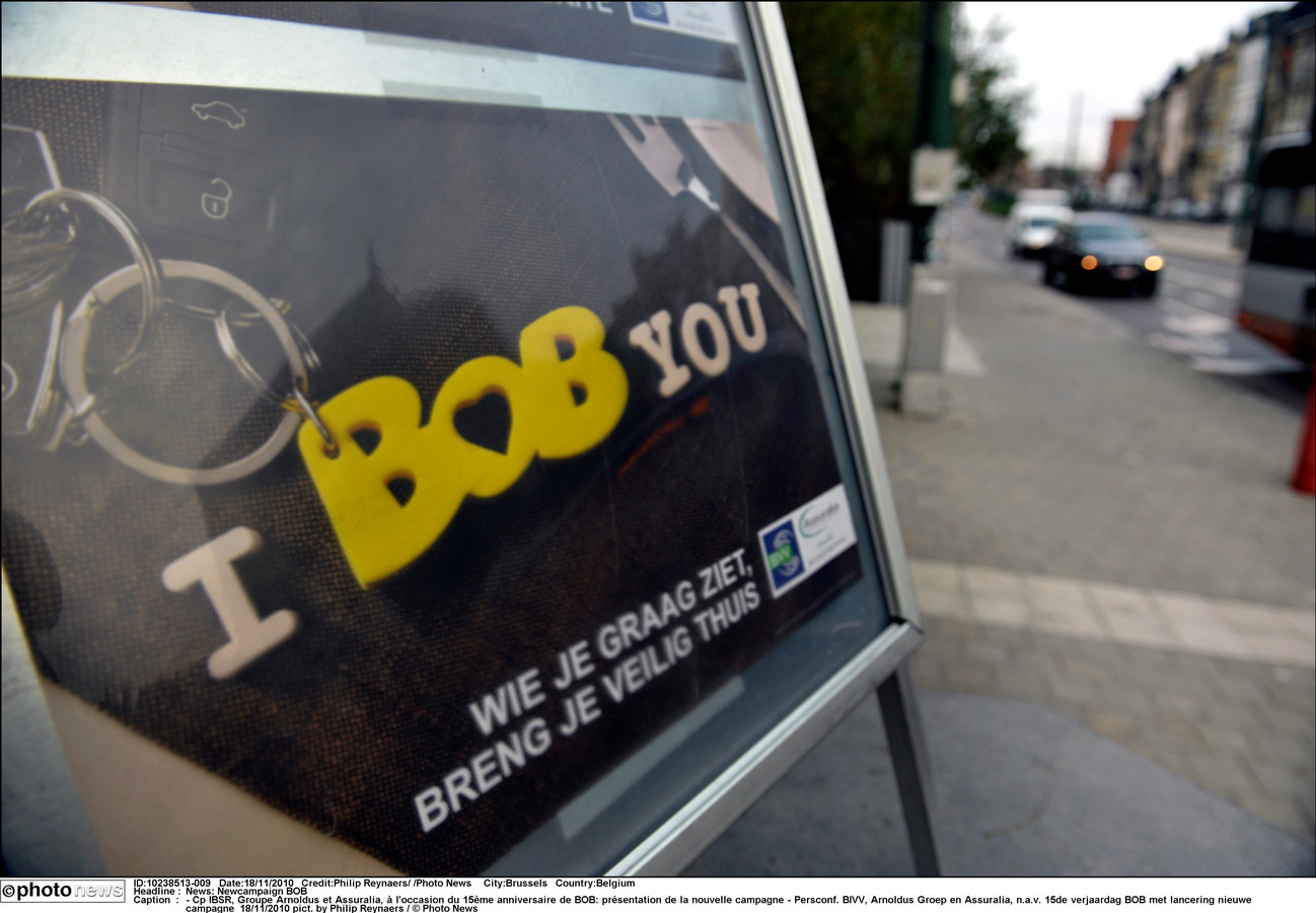 BOB-campagne uit 2010.