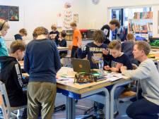 'Maker space' voor leerlingen De Meent