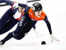 Shorttracker Emons kan droom niet meer loslaten: 'De Spelen in 2022, daar doe ik alles voor'