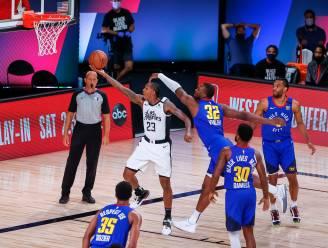 LA Clippers zeker tweede in Western Conference, Antetokounmpo één match geschorst na kopstoot
