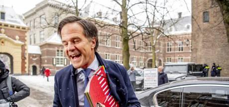 Rutte sluit kabinet met Forum uit: 'Appjes waren walgelijk'