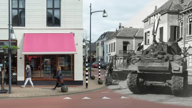 Foto-expositie over Velp nu én op de dag van de bevrijding