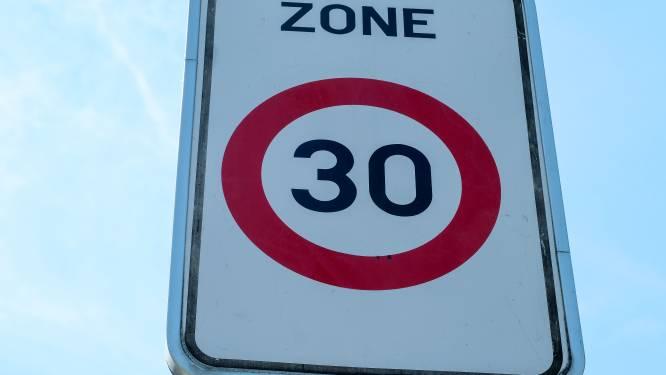 Kwart van bestuurders te snel in zone 30 Kemzekestraat
