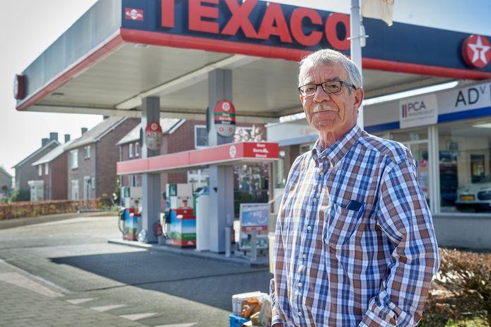 Leon Ewalts was eigenaar van het failliet verklaarde autobedrijf Van Haandel in Boekel.