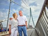 Niet Beatrix maar Sophia (68) en Okko (70) openden Erasmusbrug: 'Asfalt was nog heet'