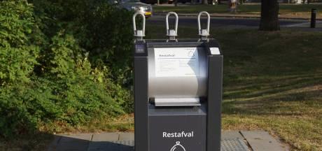 Utrecht start proef met ondergrondse containers voor bedrijfsafval