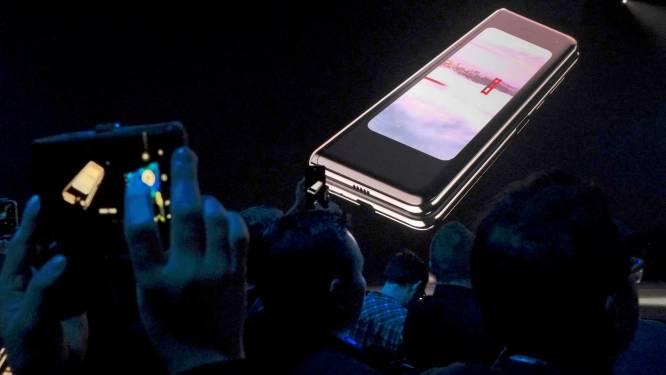 """Lancering Samsung Fold mogelijk in juni"""