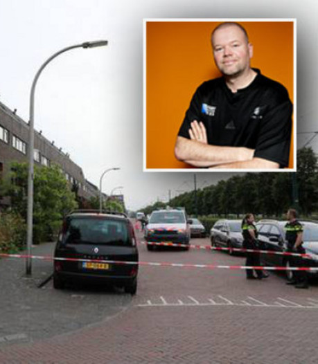 Man aangehouden voor woningoverval, waarbij vrouw van 'Barney' gewond raakte