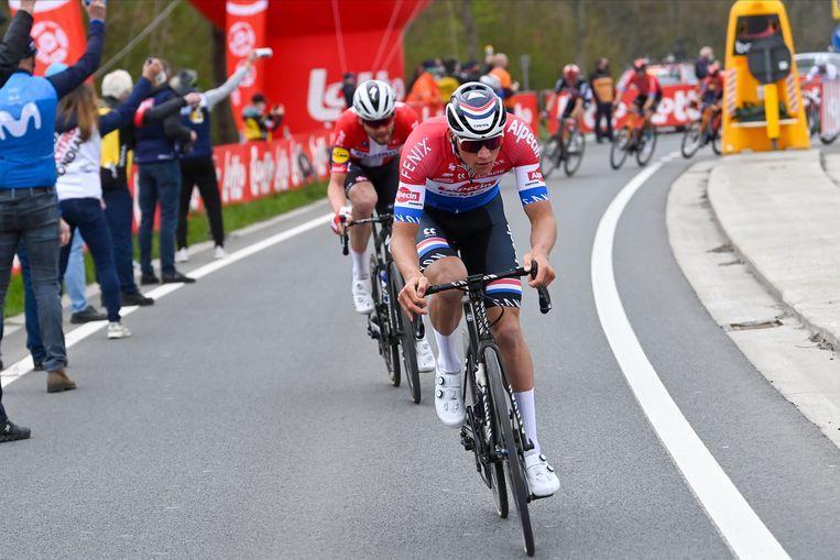 Mathieu van der Poel. Beeld Photo News