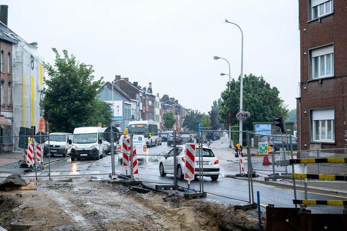 De Leuvensesteenweg