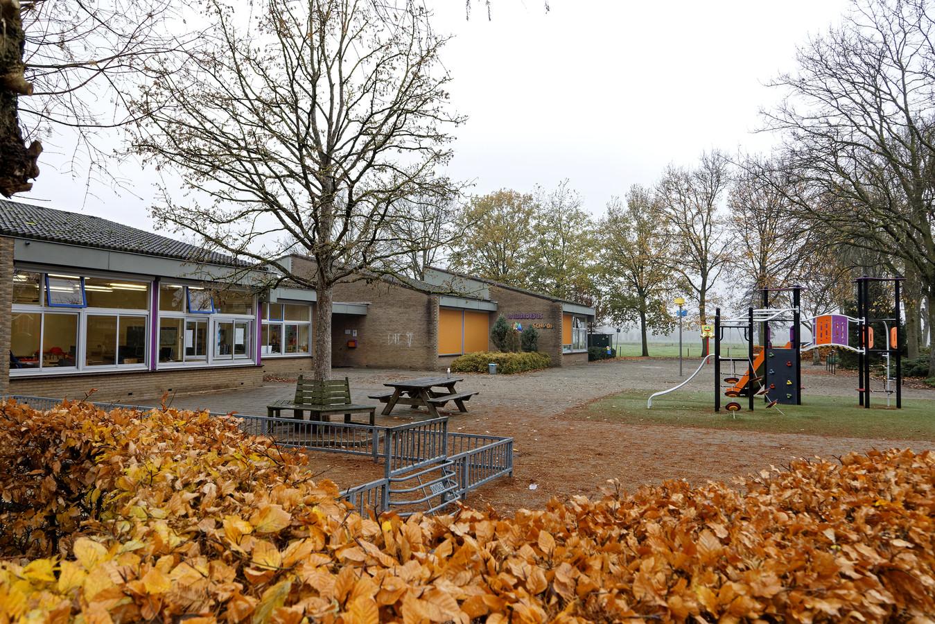 Willibrordusschool in Esch.