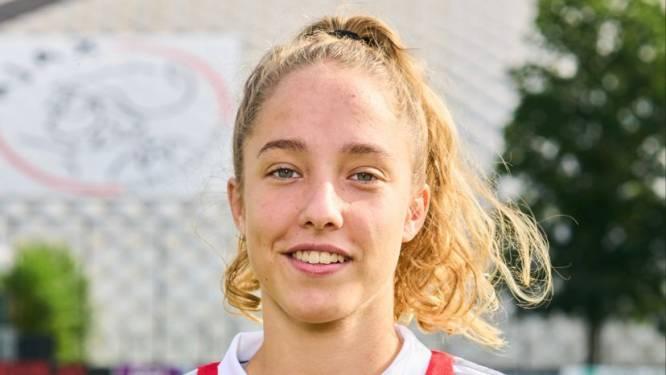 Voetbalster Danique Tolhoek debuteert in selectie Oranje onder 17