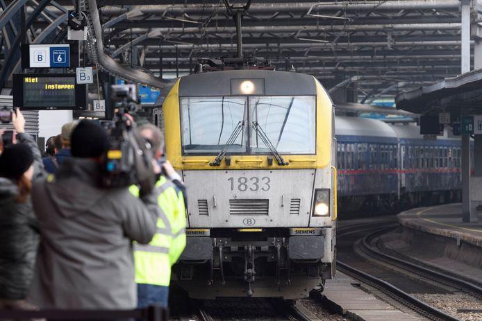 À partir du printemps 2022, un nouveau train de nuit devrait relier Bruxelles à Prague en passant par Amsterdam, Berlin et Dresde.