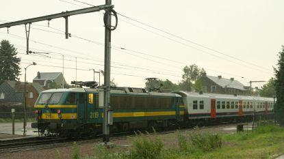 Vandalen gooien stenen vanop brug op spoor: verschillende treinen lopen vertraging op