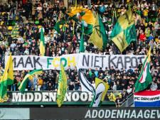 Eindelijk overname ADO? Nee, blinde paniek in Den Haag
